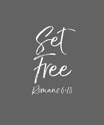 romans-618-bible-verse-quote-freedom-in-christ-set-free-tshirt-unique-tees